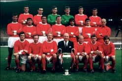 1968 European Cup Winning Team
