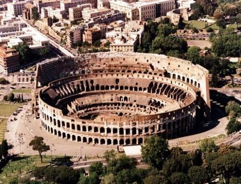 Roman Colosseum, Rome (70-82
