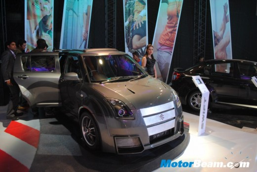 Maruti Swift K Series Engines Release