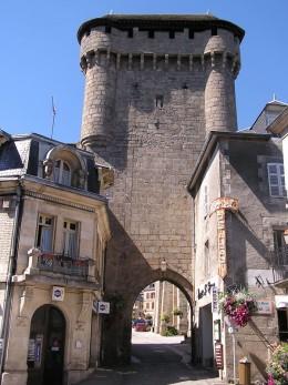 La Souterraine, Porte Saint Jean