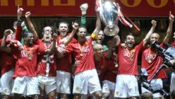 2008 European Champions Winning Team