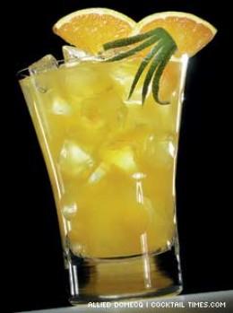 ...праздничному столу придают коктейли, в том числе и безалкогольные.