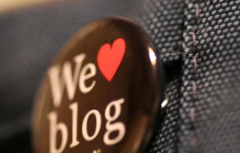 Blogs are a great website platform