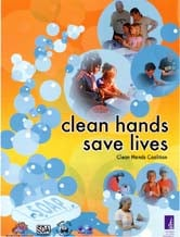 Poster - Clean Hands Save Lives