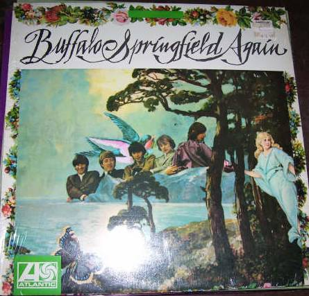 Buffalo Springfield, Again.
