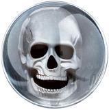 Ebonite Skull