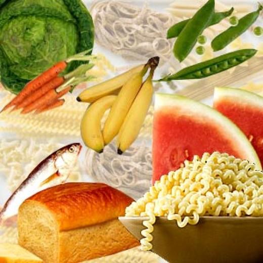 GERD Friendly Foods