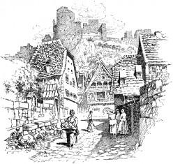 Mediaeval Village