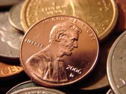bright as a copper penny