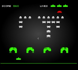 play space invaders online free