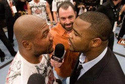 Rashad Evans VS Rampage Jackson At UFC 114