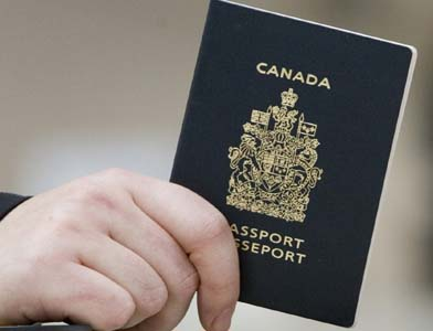 Canadian Passport