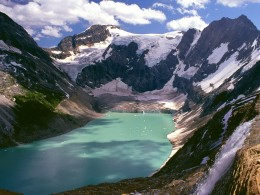 glacier lake  photo from zoopy.com