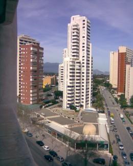 the junction of calle esperanto and avenida europa