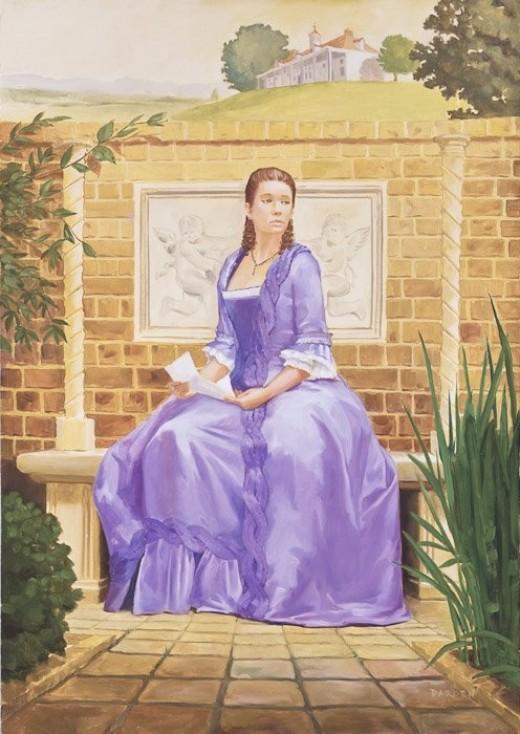 Mrs. Sally Fairfax