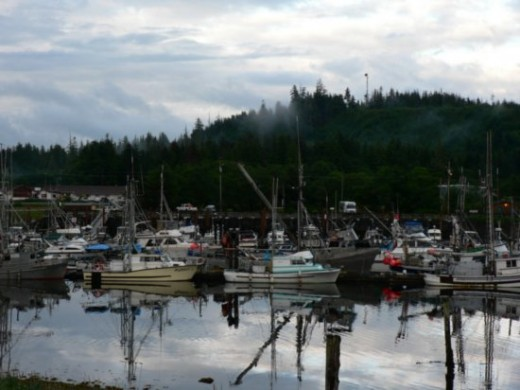 Masset harbour photo from travelpod.com
