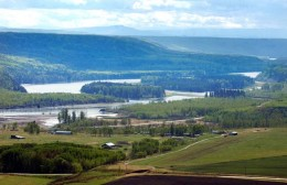 Peace River Valley photo from sqwalk.com