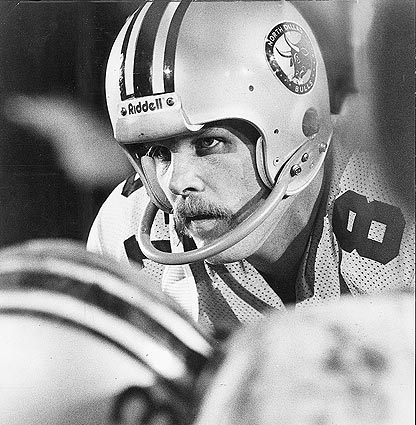 Nick Nolte in the football movie North Dallas Forty