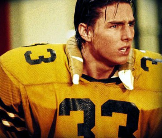 All the Right Moves - Top Ten Best Football Movies