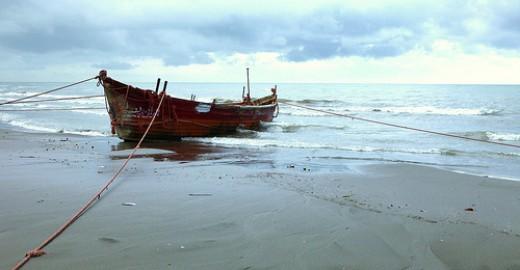 Beautiful Caspian Coast
