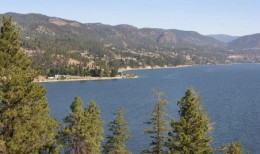 Okanagan Lake photo from gonorthwest.com