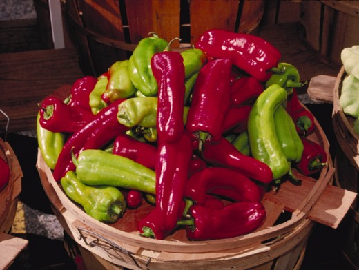 Fresh Chili Peppers will make the world's best chili.