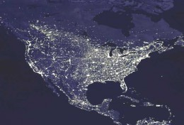 One effect of civilization is light pollution. This one effect has alienated most from the cosmos.