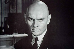 Yul Brynner - Legendary Bald Actor