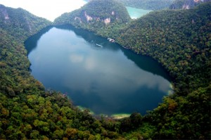 Magical Lake of the Pregnant Maiden
