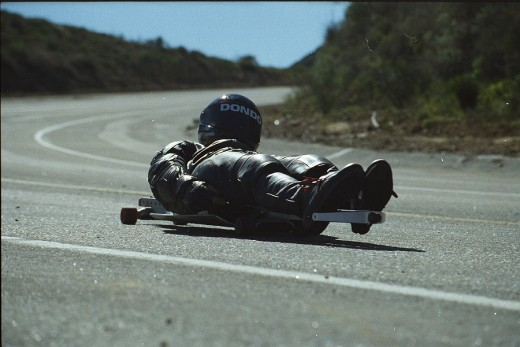 Courtesy of Street Luge website