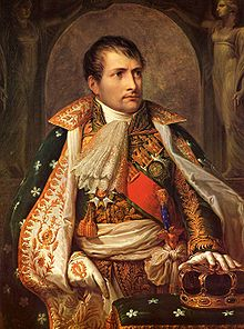 Napoleon Bonaparte. Caused the death of millions.