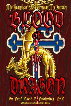 Dracula's Book: The Journals Of Vlad Draculya: The Impaler