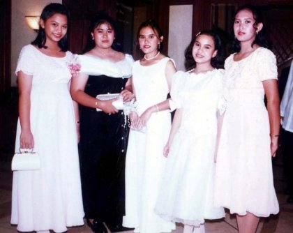 Filipno HS students who have attended the 1996 JS Prom