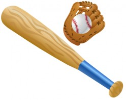 Free Baseball Clip Art