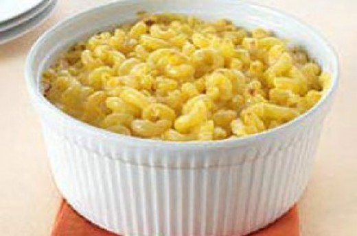 The ultimate comfort food,good old-fashioned mac n cheese