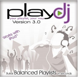 Eliminate the pain of shuffle & random and create scheduled playlists automatically.  www.PlayDJ.com