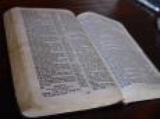 Bible Study -  I Samuel