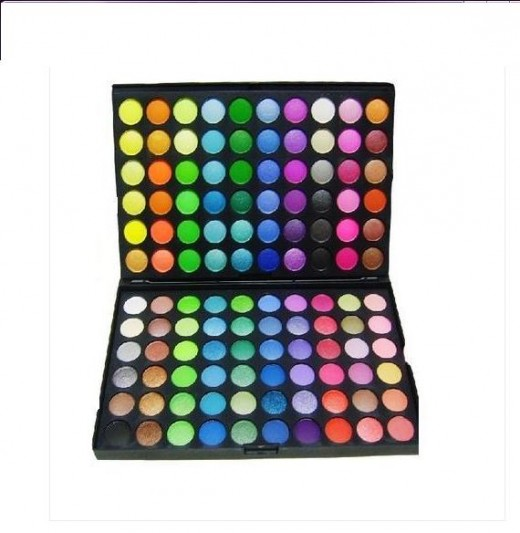 120 Palette (taken from Ebay photo)
