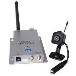 Mini Wireless Web Cameras