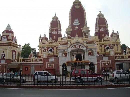 The Laxminarayan Hindu Temple (Birla Mandir)