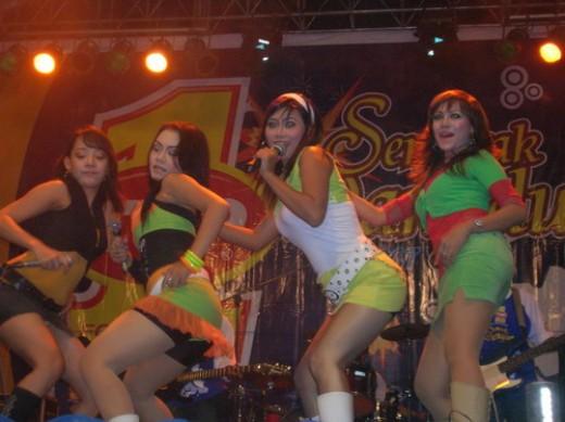 Indonesian music - Dangdut