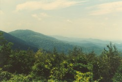 View from near McCormick Gap.