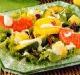 Easy Sunshine Summer Salad Recipe