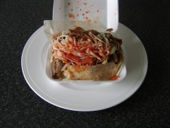 How to Make a Healthy Doner Kebab