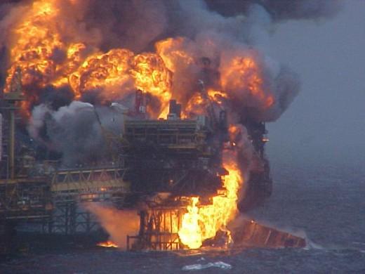 BP Terror Attack
