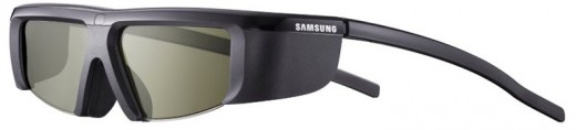 Battery operated 3d shutter glasses