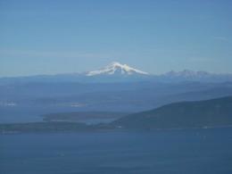 Mt Baker from Vashon Island