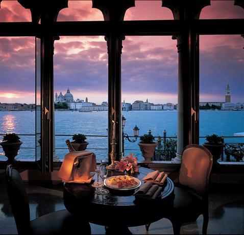 Hotel Cipriani, Venice Italy