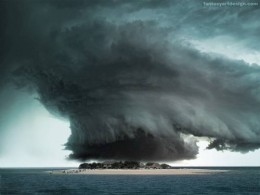 This unusual type of storm could be one of the causes behind disappearances in the Bermuda Triangle.