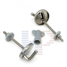 Different Types Of Toilet Seat Hinges - home decor - Mrsilva.us